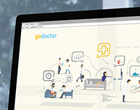 Go Doctor | Social App for Medical Professionals