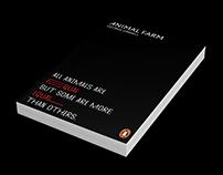 Animal Farm / Book Cover