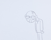 Horse Pill - 2D Hand-Drawn Animation