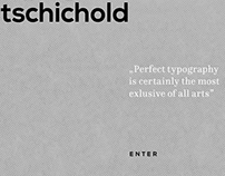 Website - Jan Tschichold