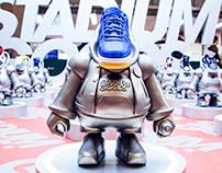 Art Toy-The Sneakerhead©