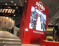 USCO ITR stand at Excon Bangalore India