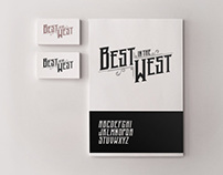 Best In The West wordmark