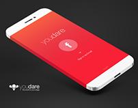 yd game app ui/ux