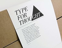 Food For Thought - ISTD 2013 Award Winner