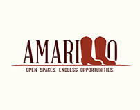 Amarillo Logo Concepts