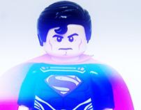 SUPERMAN LEGO OPENING