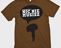 "T-shirt ""Dr. Mocny"""