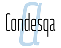 Condesqa (Typeface)