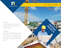 RN Constructions Website
