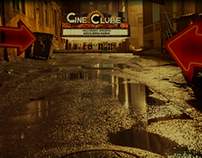 Cine Clube | CMTV | Motion Graphics