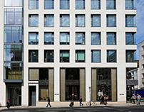 40 Bruton Street - For HFM Architects