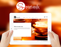SAMARCANDA – FULLSCREEN WORDPRESS THEME