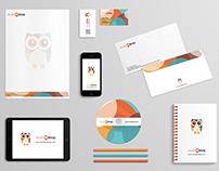 Studiobloop Logo + Corporate Identity