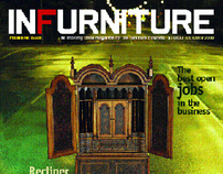 HFN and INFURNITURE Magazines / Conde Nast