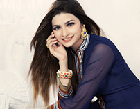Ethnic Wear with Prachi Desai