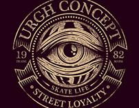 Street Loyalty Artwork Urgh