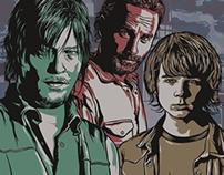 Fans of the Walking Dead