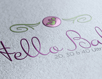 Hello Baby Ultrasounds Branding and Identity
