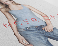 Hunger Gear Clothing Branding and Identity