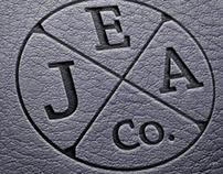 J.E. Allen Co. Branding and Identity