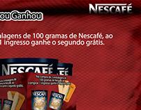 Campanha de Incentivo Nescafé Nestlé