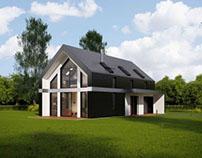 """MYhome modular house - """"Silesia"""" Poland"""