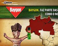 Campanha Baygon Nordeste