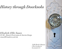 History Through Doorknobs
