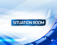 Situation Room - On Air Graphics