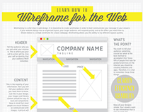 Wireframe Infographic