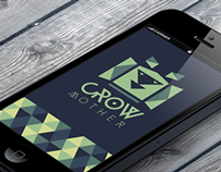 Crow Mother branding