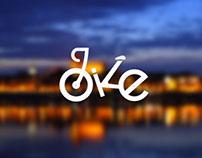 Logo Design for bike fitness