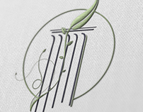 Les Jardins De Bellevue Branding and Identity