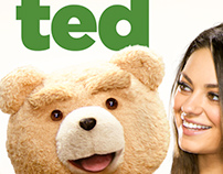Ted - Teaser One Sheet - Comp