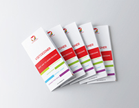 Tri-Brochure, design, Leatlets