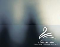 Swan Spa Branding