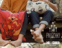 "Collection ""Palechki"" for Minushka.com"