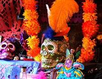 Ofrenda Día de Muertos para Hecho en Dumbo