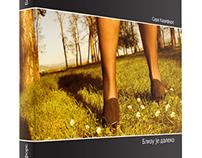 """Book Cover """"Blizu je daleko"""""""