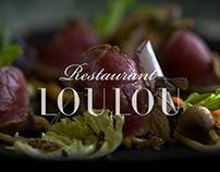 Studio Arkitekter // LOU LOU Restaurant