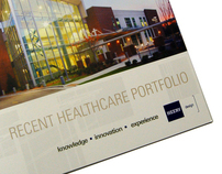 Heery Design Recent Healthcare Portfolio