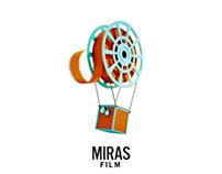 """logo """"MIRAS"""""""