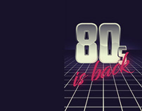 80's is back