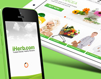 iHerb Award Winning App & UX Design