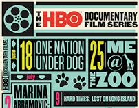 HBO Summer Documentary Film Series - One Sheet - Comp