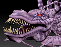 Various Zbrush Projects : The Firsts