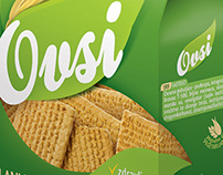 OVSI crackers packaging