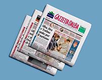 Gazzetta d'Alba restyling