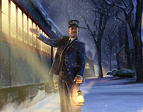 The Polar Express - Int'l One Sheets